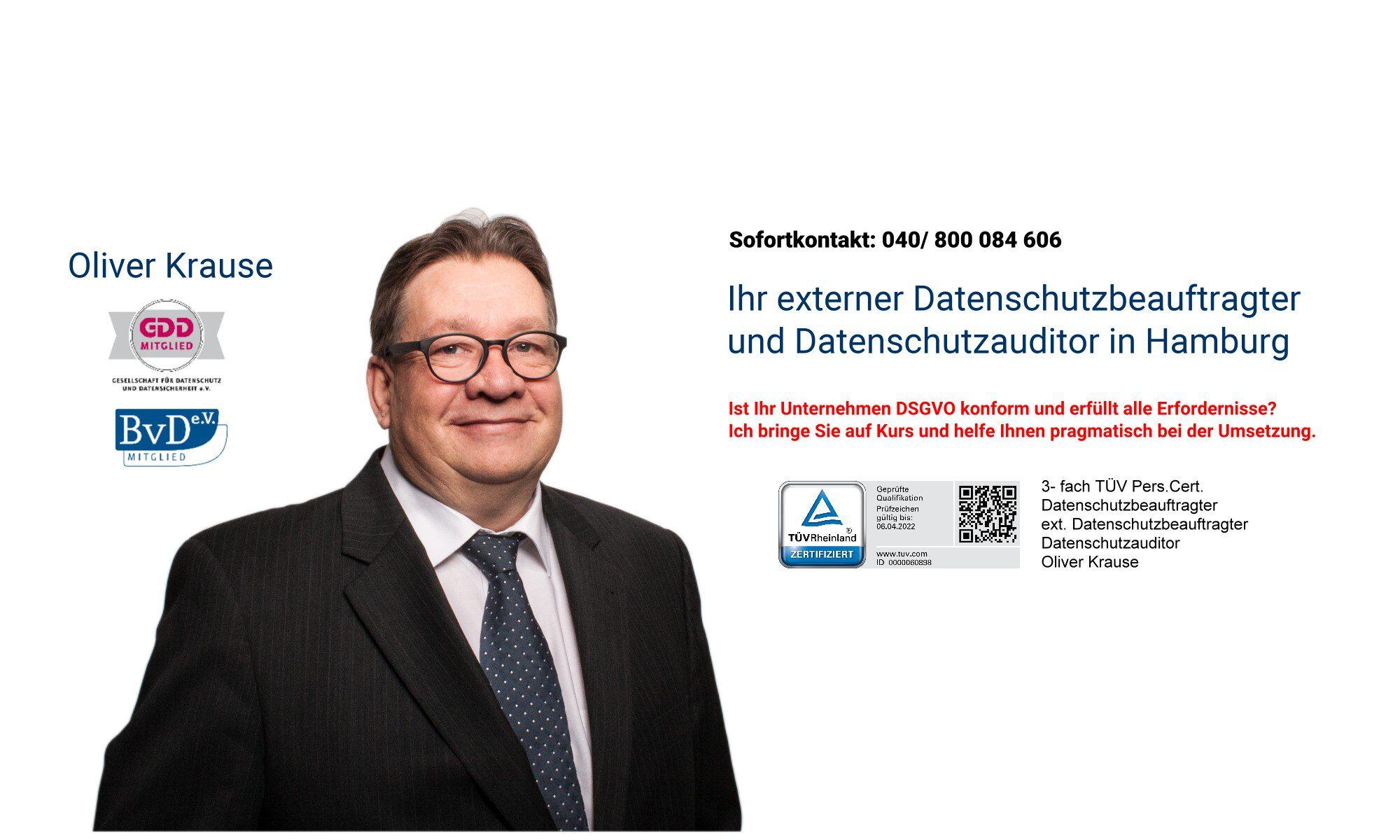 DSGVO Beratung Hamburg