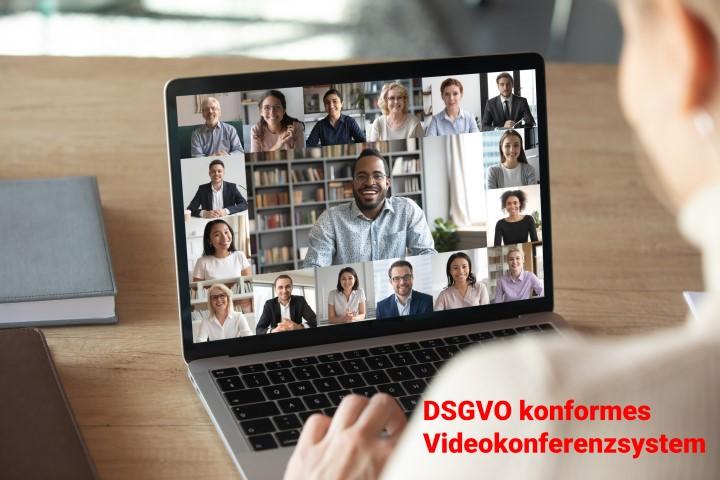 datenschutz konformes Videokonferenzsystem